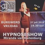 2018-07-23 Show Burgwerd 27-07-2018